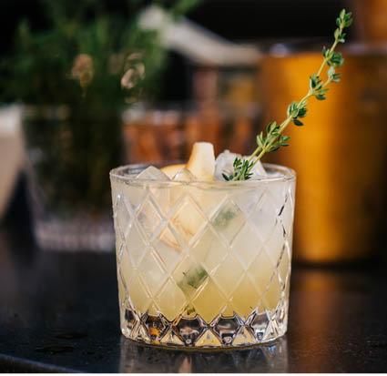 Lake & Wells Neighborhood Cocktail