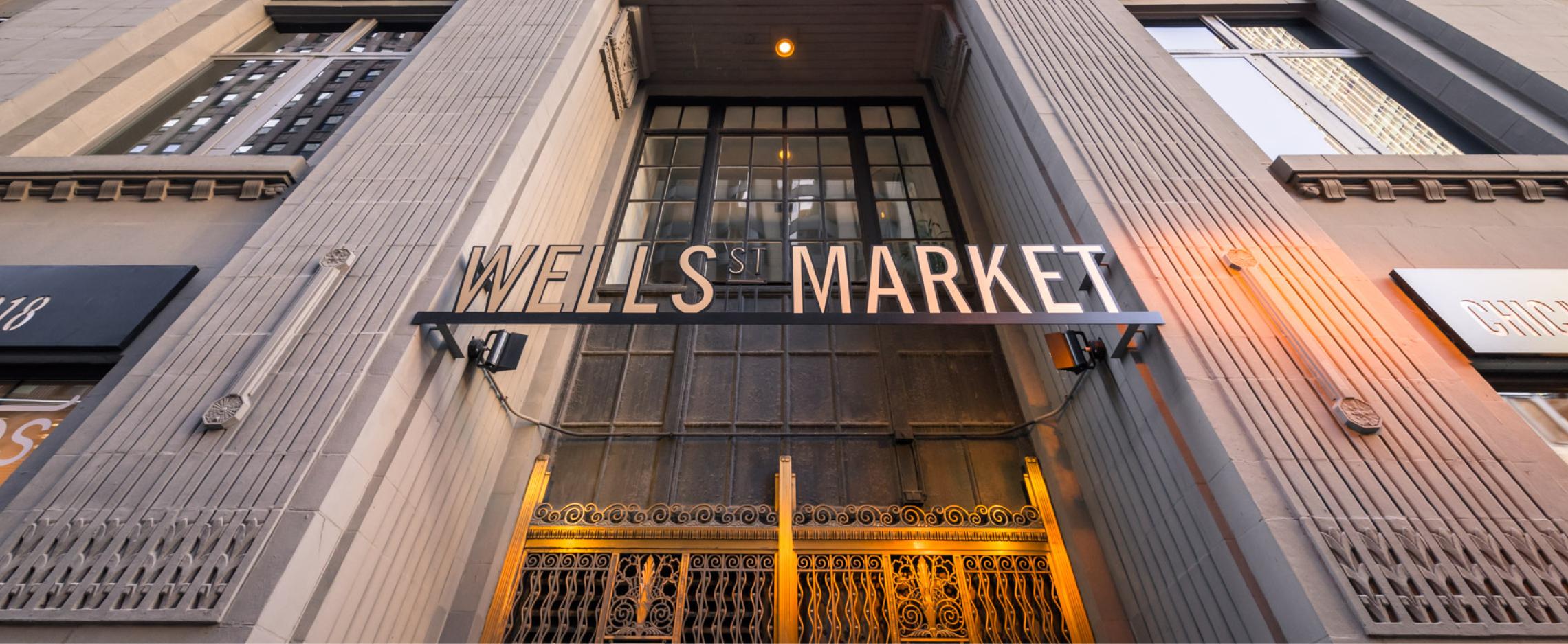 Lake & Wells Street Market