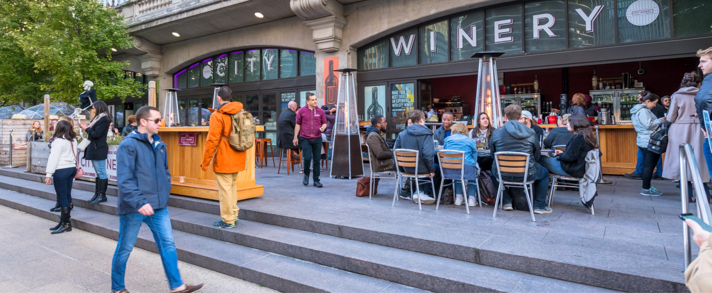 Lake & Wells City Winery