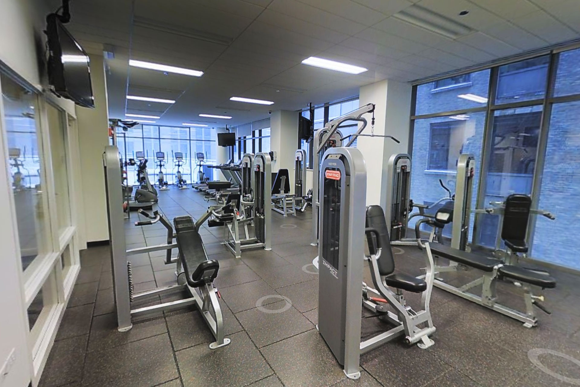 Virtual Tour Cover Image - Fitness Center