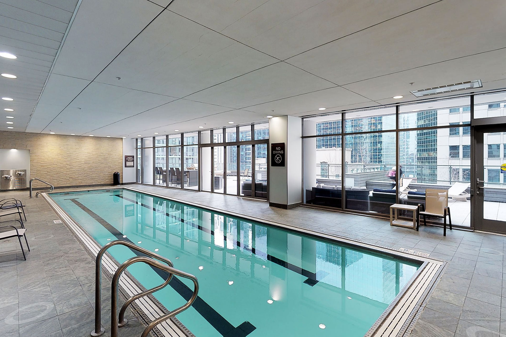 Virtual Tour Cover Image - Indoor Swimming Pool